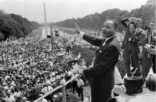 L'engagement nonviolent selon Martin Luther-King